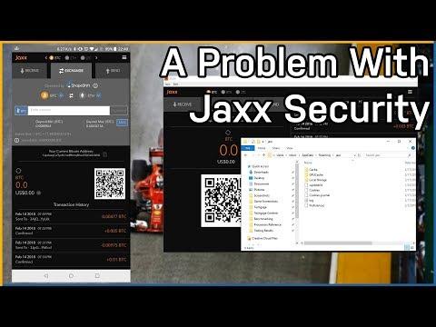 В криптокошельке Jaxx обнаружены проблемы с безопасностью