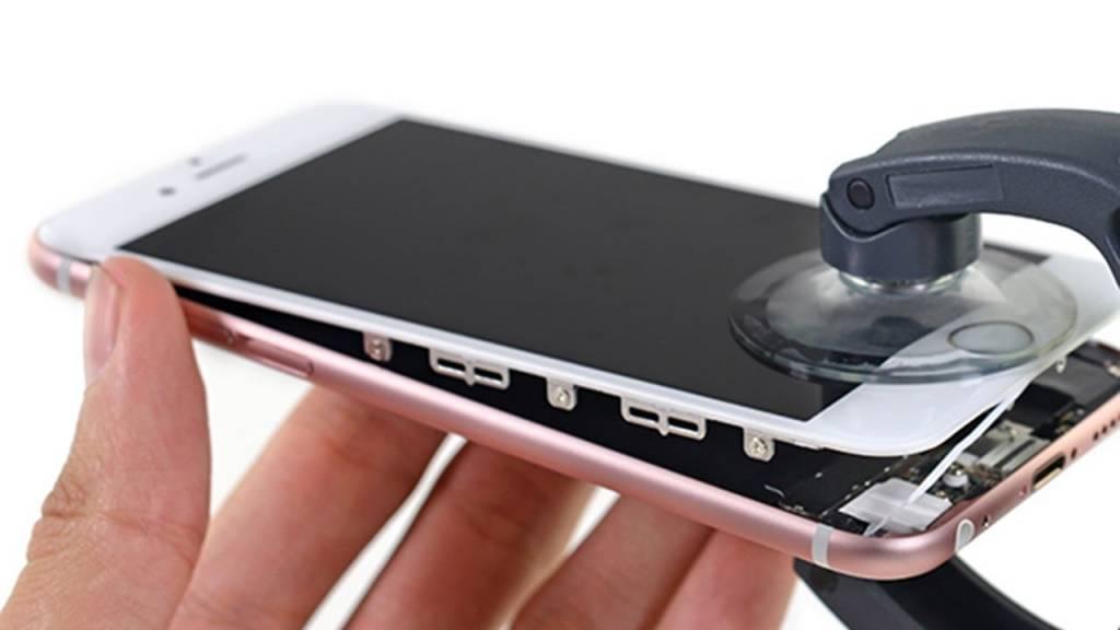 Замена материнской платы на IPhone  в Харькове