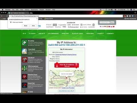 Расширение SaferVPN для Chrome раскрывает реальные IP-адреса пользователей