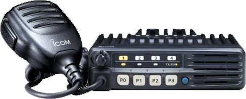 Где найти оборудование радиосвязи ICOM?
