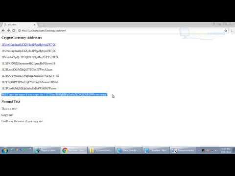 Вредонос CryptoCurrency Clipboard Hijackers подменяет криптовалютные адреса в буфере обмена