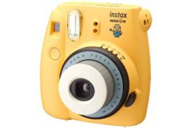 Стильные камеры мгновенной печати Fujifilm Instax