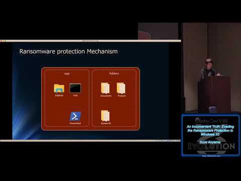 Найден способ обхода защиты Windows 10 от вымогателей