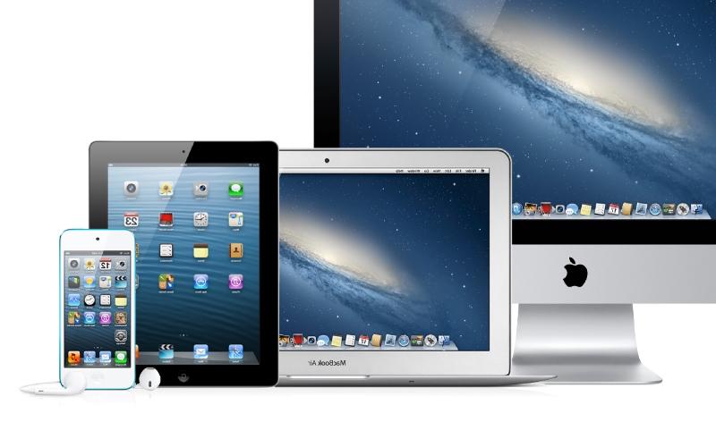 Ремонт техники от Apple с гарантией