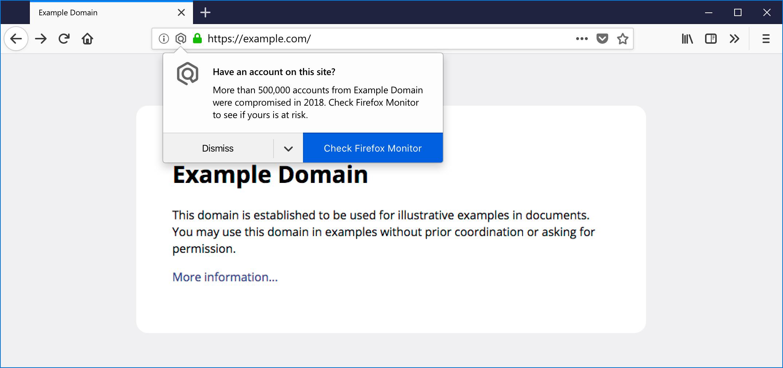 Firefox начнет предупреждать о посещении скомпрометированных сайтов