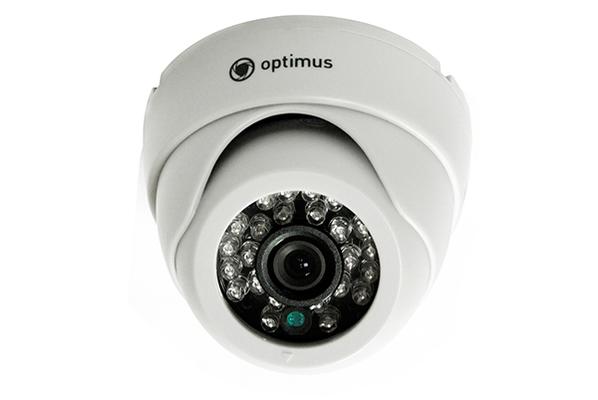 Аналоговые купольные камеры для видеонаблюдения