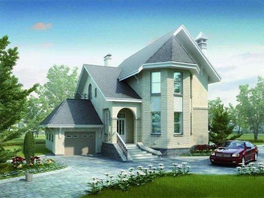 Компания Stroy House оказывает услугу по строительству домов под ключ в Одессе: stroyhouse.od.ua