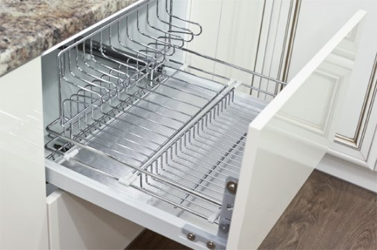 Высококачественные сушки для посуды от компании plastic-shop.in.ua