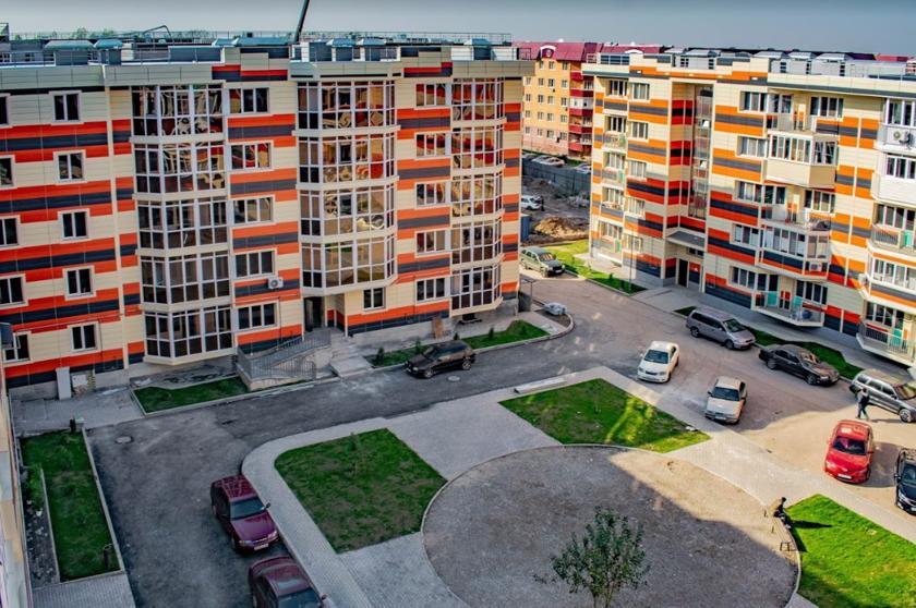 Низкие цены на комфортабельные новостройки в Алматы от компании mercur-grad.kz
