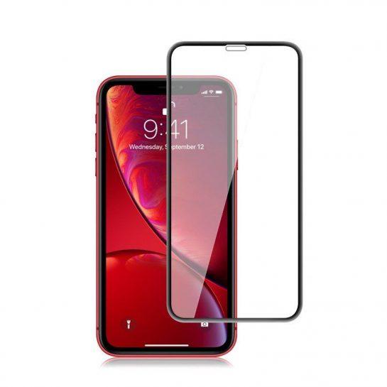 Качественное защитное стекло на iPhone Xr