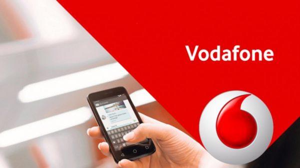 Доступные тарифы оператора Vodafon
