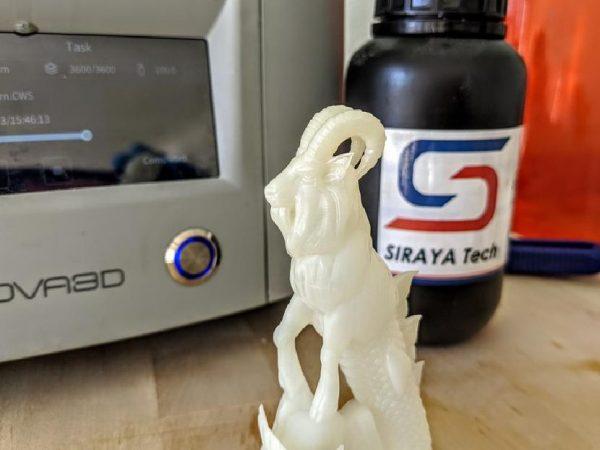Где купить фотополимерную смолу для 3D принтера