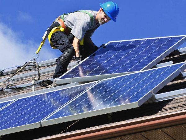 Монтаж солнечных электростанций «под ключ»