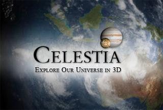 Celestia - виртуальный космос