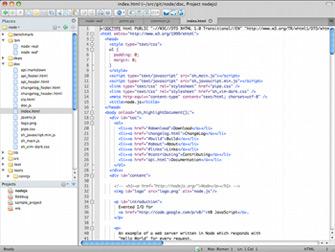 Komodo Edit – текстовый редактор для веб-мастеров