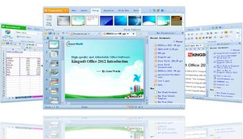 Kingsoft Office – пакет офисных программ для Windows