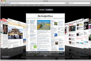 Браузер Safari от Apple