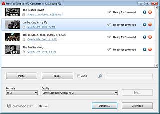 Free YouTube to MP3 Converter – сохраняем музыку с Youtube