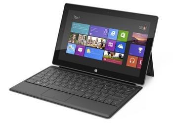 Microsoft Surface – первый планшет от компании Microsoft