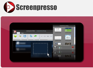 Screenpresso – создание снимков экрана