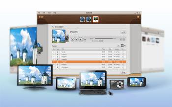 Программа Allshare – совместный доступ к контенту