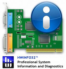 HWiNFO32 - информация о компонентах ПК