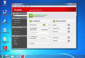 Avira Free Antivirus 2013 – скачать бесплатно