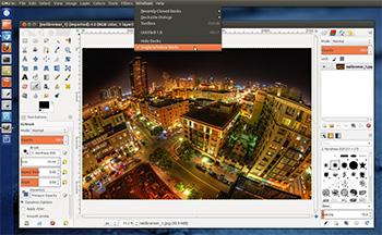 Gimp – бесплатная замена для Photoshop