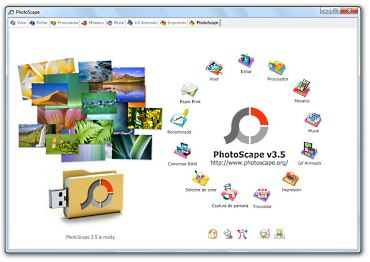 Photoscape – утилита для работы с фотографиями