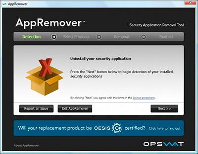 Программа AppRemover для Windows
